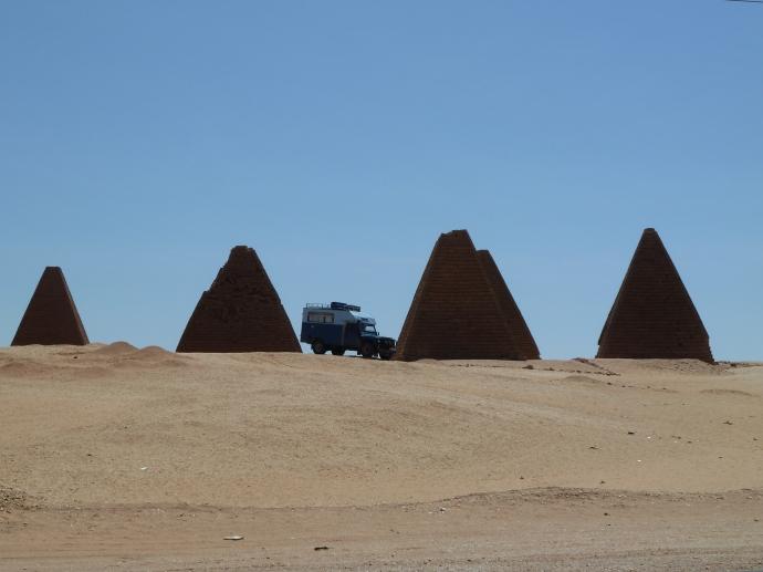 Karima Pyramids