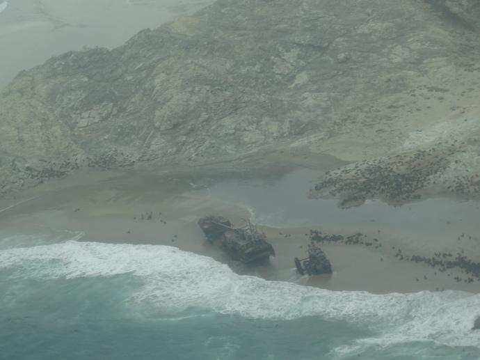 Otavi Shipwreck