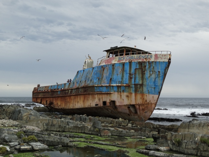 Robben Island Shipwreck